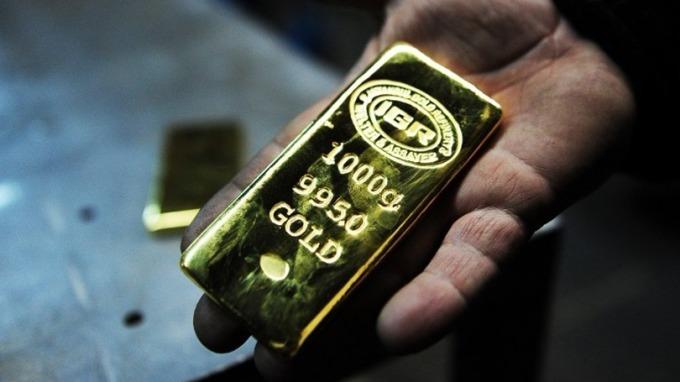 投資公司ETF Securities預計,黃金將在下半年開始發力上漲。 (圖:AFP)