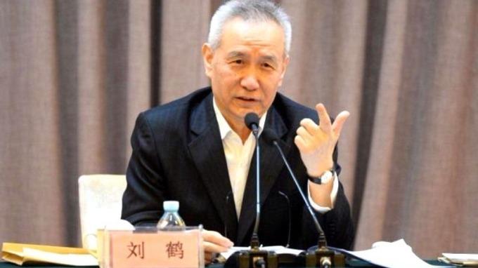 業界預期,習近平親信劉鶴將兼任央行行長。 (圖取材自網路)