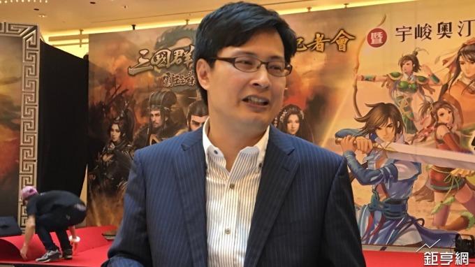 宇峻奧汀董事長劉信。(鉅亨網資料照)