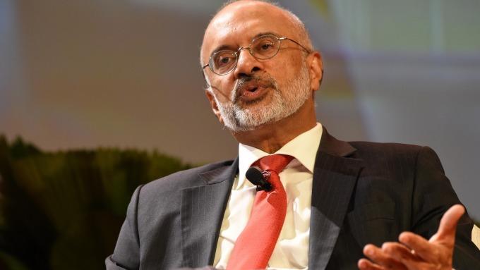 星展集團CEO Piyush Gupta      (圖:AFP)