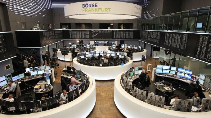 週二歐股早盤漲跌互見。(圖:AFP)