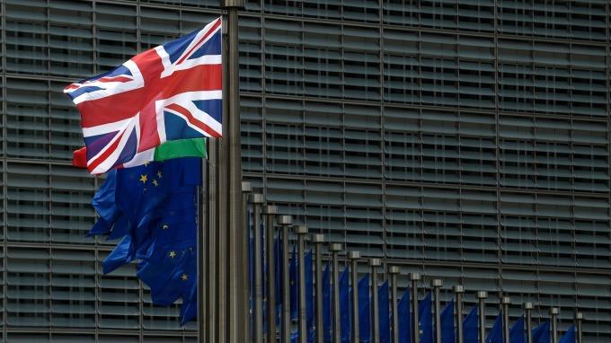 英國預算辦公室上調今年國內GDP。(圖:AFP)