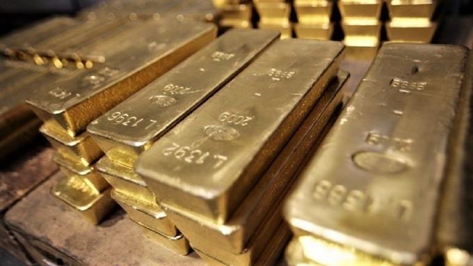 金價會重演升息後上漲的走勢。(圖:AFP)