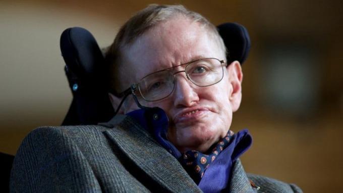 物理學家霍金去世,享年76歲。 (圖:AFP)