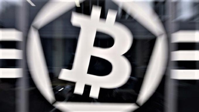 比特幣泡沫很快就要爆破?(圖:AFP)