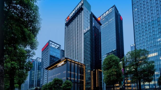 晶華重慶麗晶酒店。(圖:晶華提供)