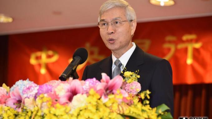 新任央行總裁楊金龍。(圖:NOWnews)