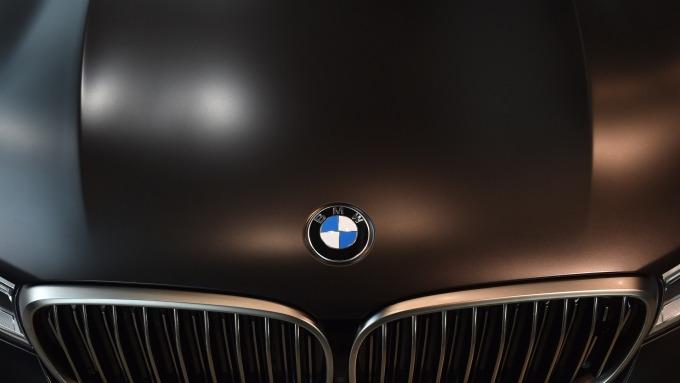 BMW收入和利潤連續八年創紀錄。(圖:AFP)