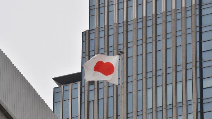 日本十年期公債周二竟無一筆成交。(圖:AFP)