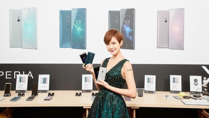 三星、Sony旗艦機對決 XZ2開放預購1小時完售