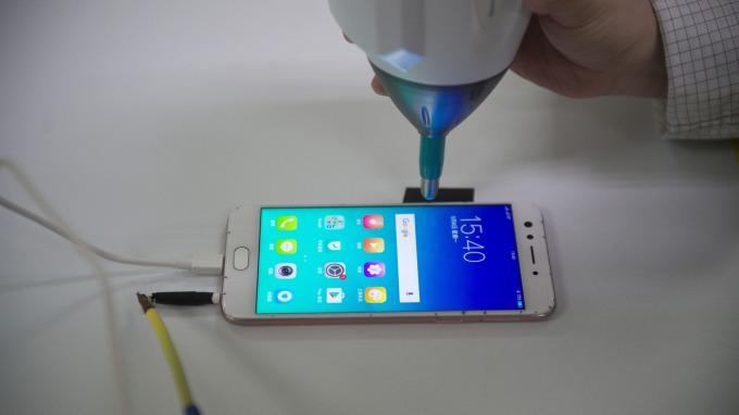 傳出川普將對中國製造的科技產品輸美進行課稅。(AFP)