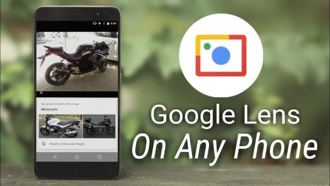 AI照片辨識技術Google Lens終於開放給 iOS用戶