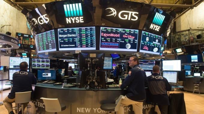 首超21兆美元! 美公債務規模持續擴大引發華爾街擔憂。(AFP)