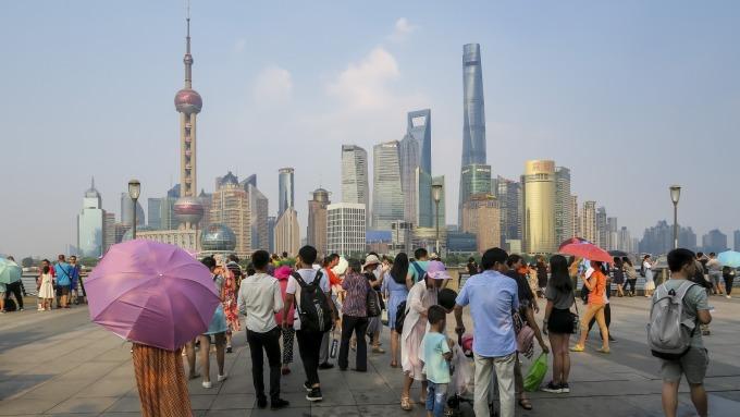 西方人看「一帶一路」:這五大計劃將改變你對世界運轉的認知。(AFP)