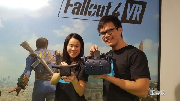 衝VR業績 宏達電Vive升級版開放預購、4/5全球出貨