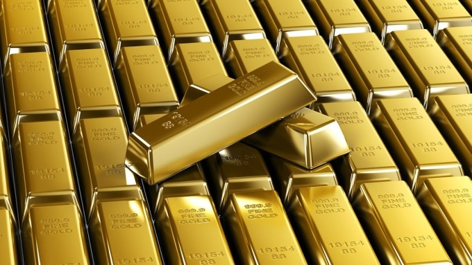 美股美元走跌 提振黃金吸引力 金價收高5.5美元