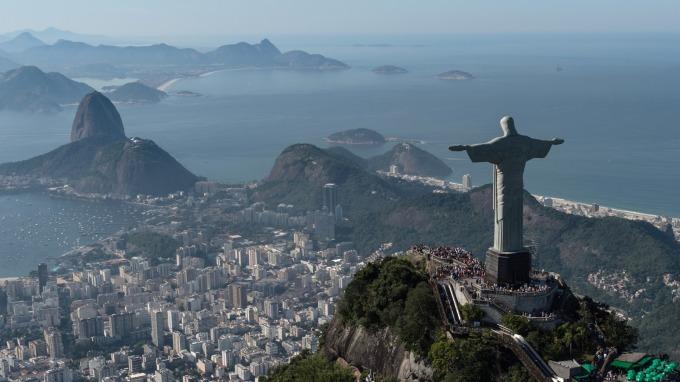 治安亮紅燈,巴西股市漲勢終結?
