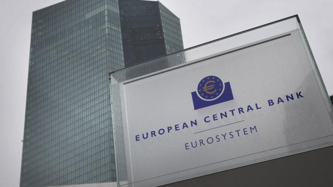 歐央行最新研究表明,歐元區人口老齡化的趨勢會遏制長期經濟增長。(圖:AFP)