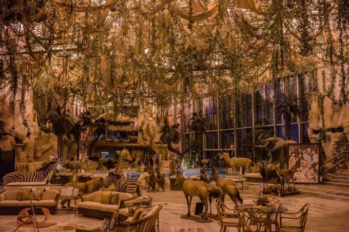 Ritz-Carlton 市內 / 圖:彭博