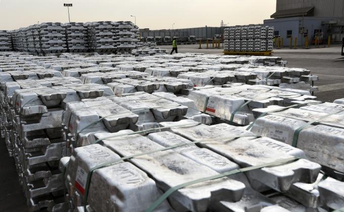 現在就看周五鋼鋁進口關稅是否會真的生效了      (圖:AFP)