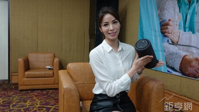 淇譽布局智慧音箱商機 自有品牌產品首亮相