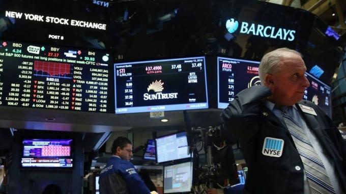 美股盤後─中美貿易戰 道指大跌424點 收今年最低