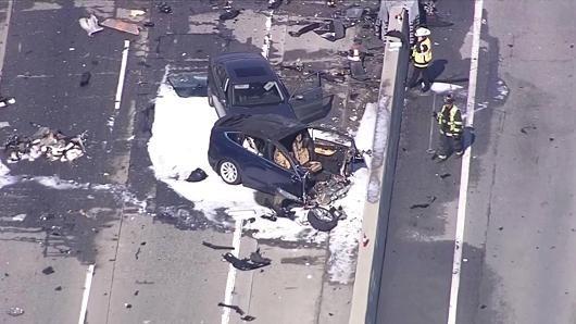 特斯拉車在加州發生一樁死亡車禍,遭NTSB調查