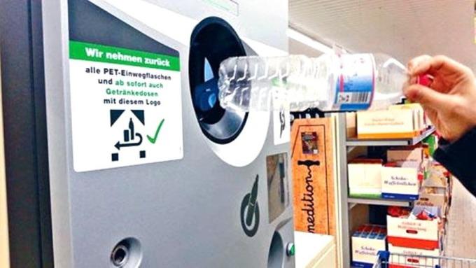 塑膠瓶回收退押金 挪威德國回收率逾95% 成效驚人英國想學