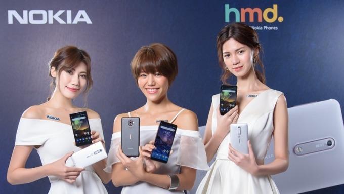 Nokia重回台灣手機市場1年 銷量擠進前10大