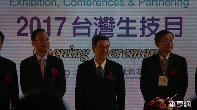 台灣生技月7月18日南港開展,廣邀東南亞公協會及國際創投來台。(鉅亨網記者李宜儒攝)