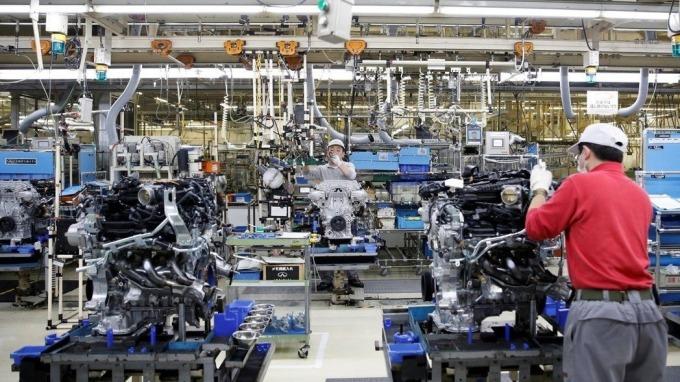 日本二月工業生產上升4.1% 逆轉前月深度下跌 可望延續創紀錄成長