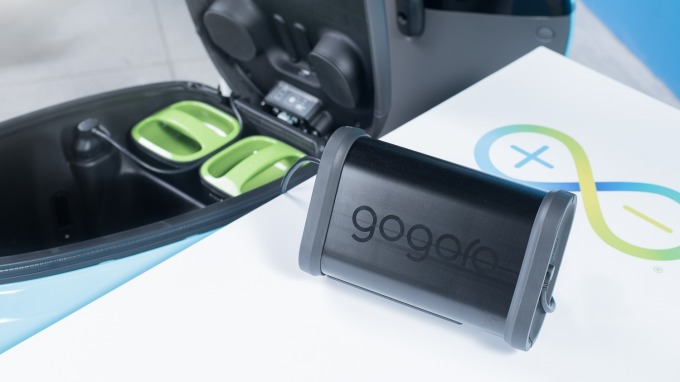 Gogoro迎戰光陽車能網 開放Gogoro2在家充電