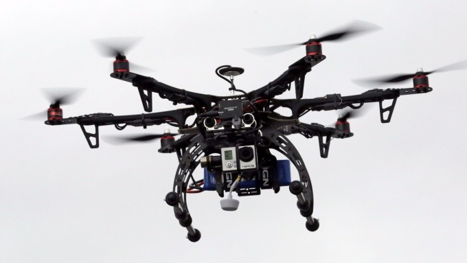 中國首宗無人機走私案 1.5萬支iPhone滑進深圳