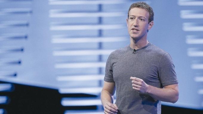 臉書執行長祖克柏先前才因劍橋分析公司事件出面道歉