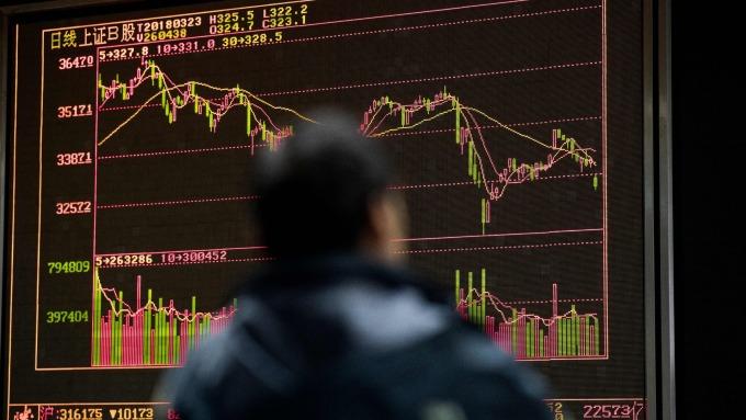 深滬港通擬提高每日交易額。(圖:AFP)