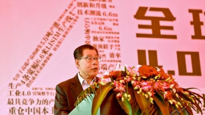綠悅董事長王哲夫。(圖:綠悅提供)