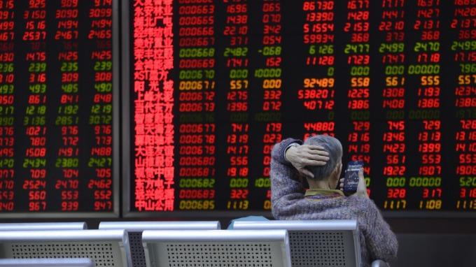 A股將於6月入摩。(圖:AFP)