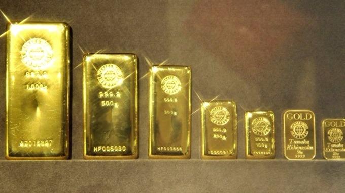 新債王Jeffrey Gundlach預測,金價可能會暴漲1000美元。 (圖:AFP)
