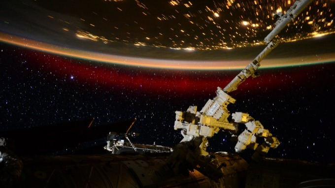 全球首家太空旅館2022年就要來了。(圖:AFP)