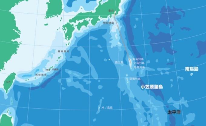 南烏島 / 圖:小笠原網