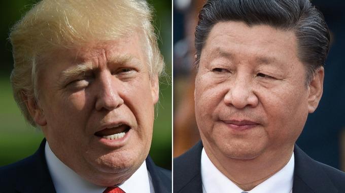 兩年時間,市場對川普的感情變了多少?(AFP)