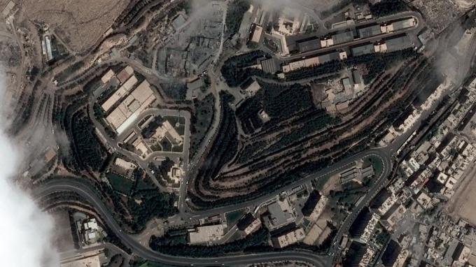 敘利亞遭美英法聯軍空襲。(圖:AFP)