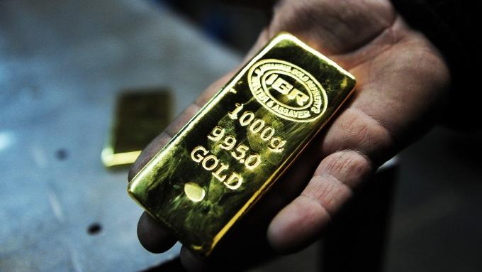 資深交易員;黃金太情緒化 隨時可能暴衝 如何持盈保泰才是重點      (圖:AFP)