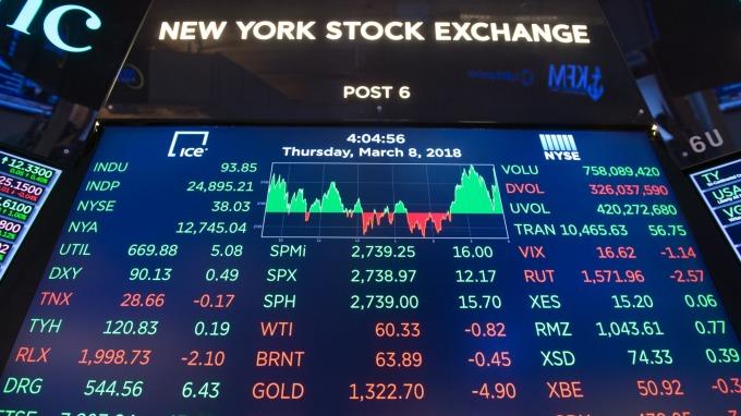 面對財報季全面展開,股市如何回應,很快就知道了      (圖:AFP)