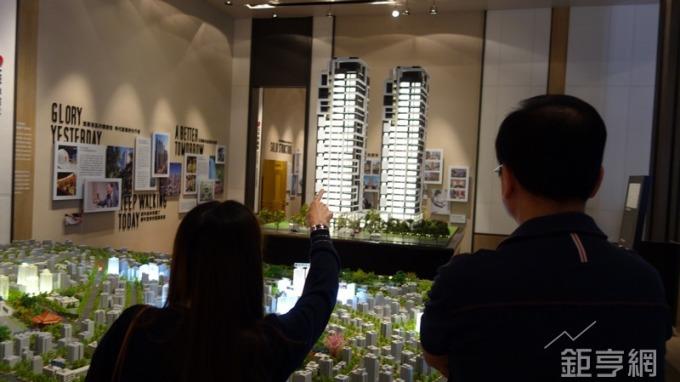 591新建案Q1點閱登頂年增1.8倍,台中北屯區再成焦點。(鉅亨網記者張欽發攝)