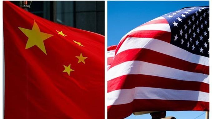 川普政府正在討論是否要永久限制中國在美國投資。 (圖:AFP)