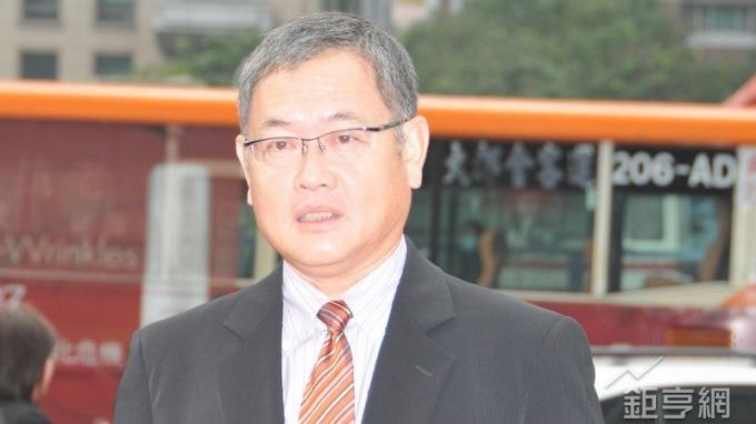 統盟電子董事長徐正民。(鉅亨網記者張欽發攝)