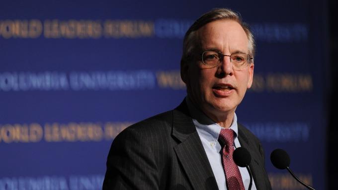 圖:AFP  紐約Fed銀行總裁杜德利