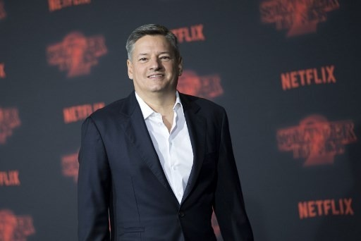 October 26, 2017 Netflix CCO Ted Sarandos