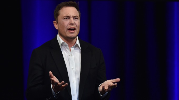 Elon Musk (圖:AFP)